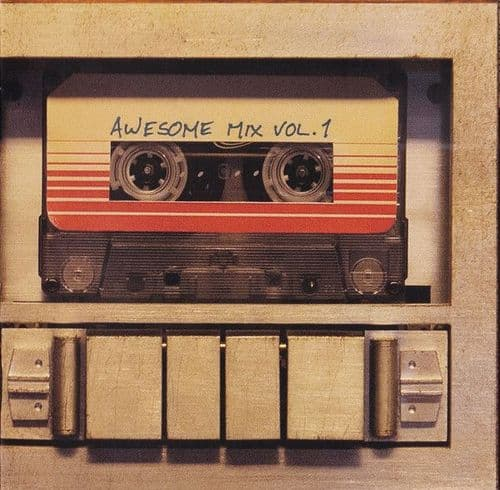 Various<br>Guardians Of The Galaxy Awesome Mix Vol. 1<br>CD, Comp